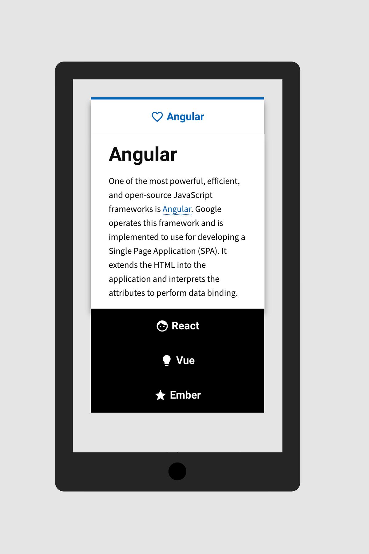 Responsive HTML CSS Tabs